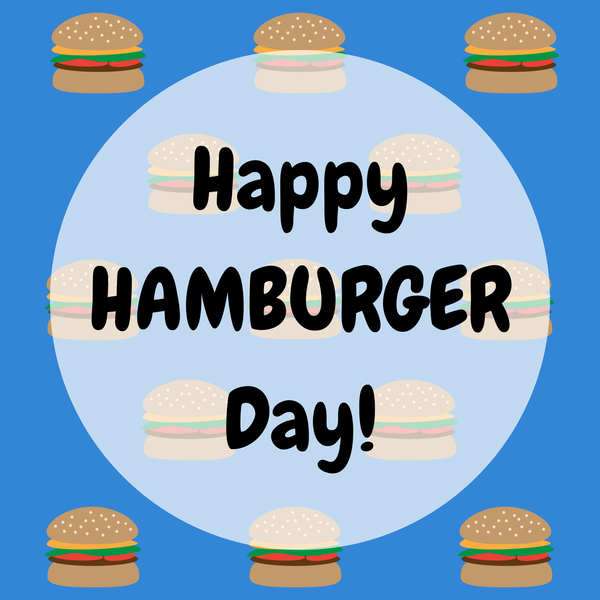 National Hamburger Day