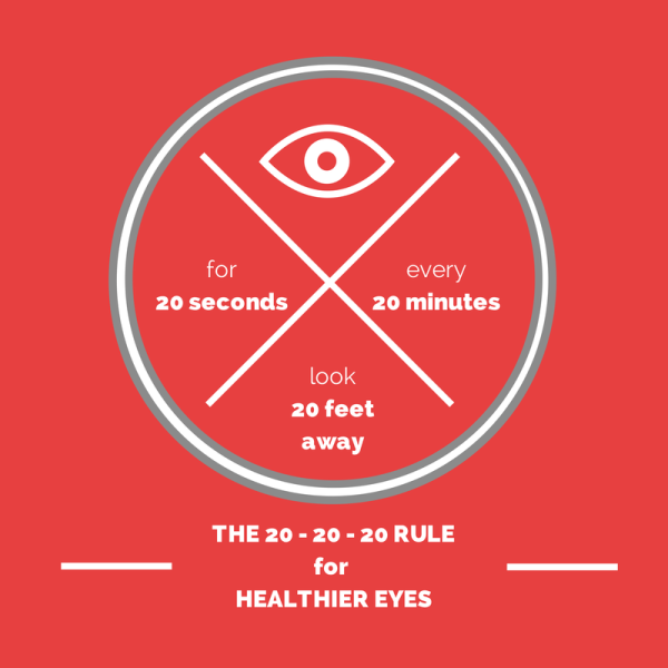 The 20 - 20 - 20 Rule
