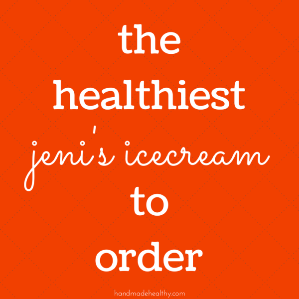 the healthiest jeni's ice cream